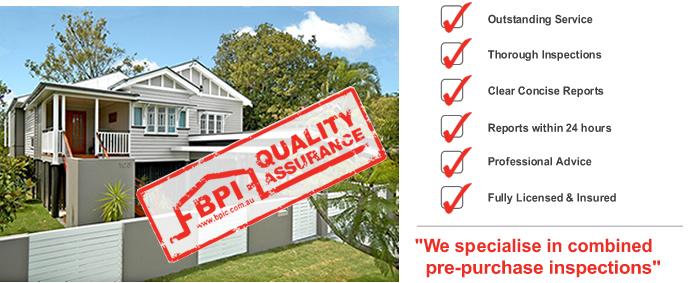 BPI Building & Pest Inspections quality assurance image